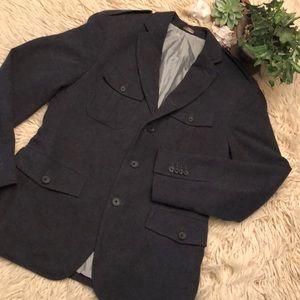 NWOT Banana Republic Tailored Fit suit coat